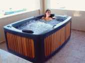 luxury spas from baltic timber lodges
